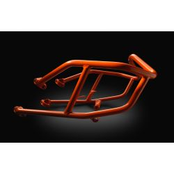 "Barres de protection ""Crash bar kit"" Oranges pour KTM 1050/1090/1190 ADVENTURE/R -1290 SUPER ADVENTURE/R/S/T (15-20)"