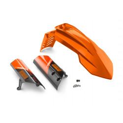 Kit de garde-boue Orange...