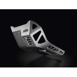 AUTOCOLLANT KTM 3D KTM 3D ARGENT  STICKER SILVER 2016