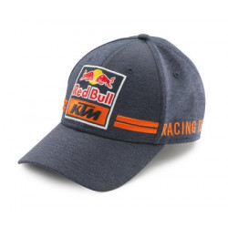 CASQUETTE KTM TEAM CURVED CAP
