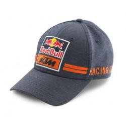 CASQUETTE KTM TEAM CURVED CAP