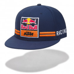 CASQUETTE KTM TEAM FLAT CAP