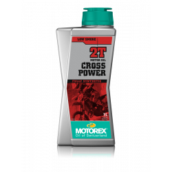 Huile Motorex Cross Power 2...