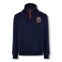 """SWEAT A CAPUCHE HOMME RED BULL KTM """"BACKPRINT HOODIE"""" 2021"""