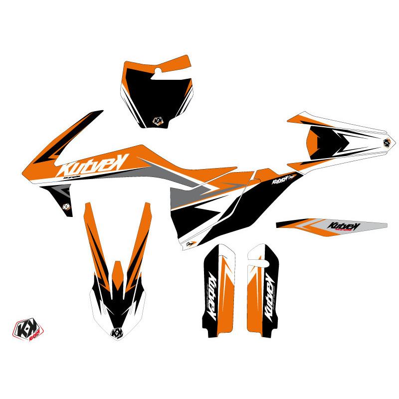 """CASQUETTE KTM """"GFX CAP"""" 2018"""