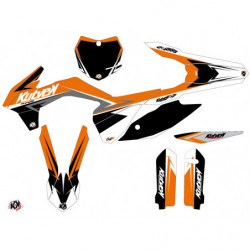 STICKER KTM LOGO STICKER BLANC