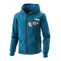 SWEAT A CAPUCHE KTM ENFANT...