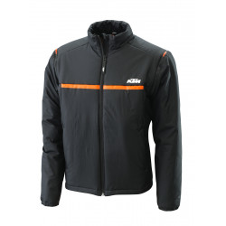 "BLOUSON AMOVIBLE KTM HOMME ""UNBOUND 2-IN-1 THERMO JACKET"" 2021"