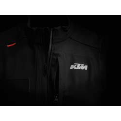 "VESTE / SWEAT KTM ""BUSINESS PIQUÉE"" 2015"