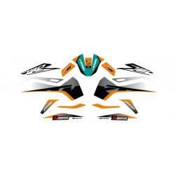 Kit déco Factory pour KTM...